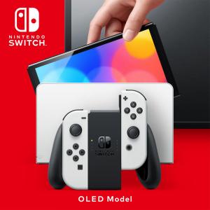 קונסולה Nintendo Switch OLED - White